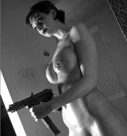 girls, guns, ropes
