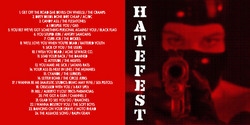 hatefest cover