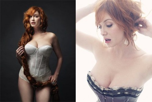 Christina Hendricks New York Magazine