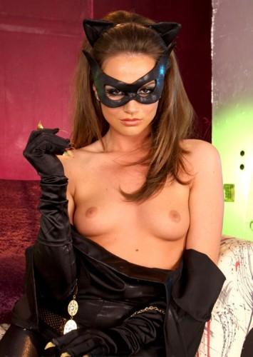 Tori Black as Catwoman