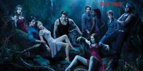 True Blood: Do Bad Things Poster