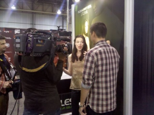 Stoya G4TV