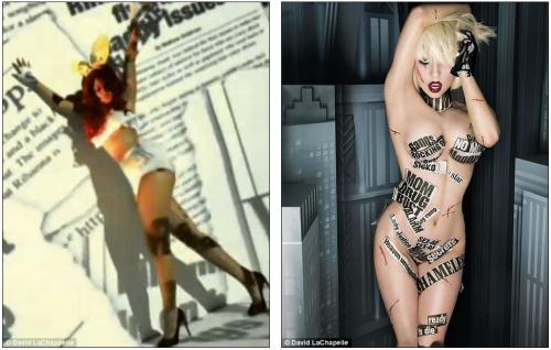 Rihanna Lady Gaga