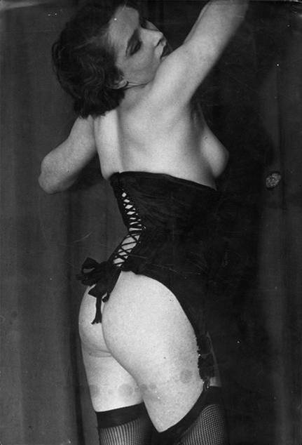 dc416ae0a Corset girl photograph by Brassai