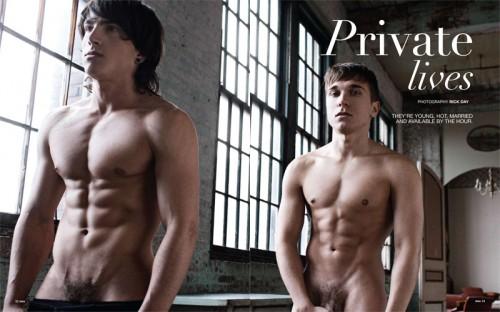 Dnamagazine naked models