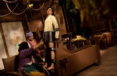 Hiro Hayama as Wei Yangsheng in Sex and Zen in 3D