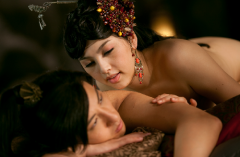 Saori Hara as Ruizhu in Sex and Zen in 3D
