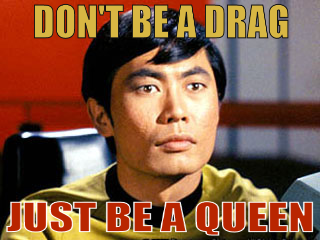 George Takei is my Pride Celeb