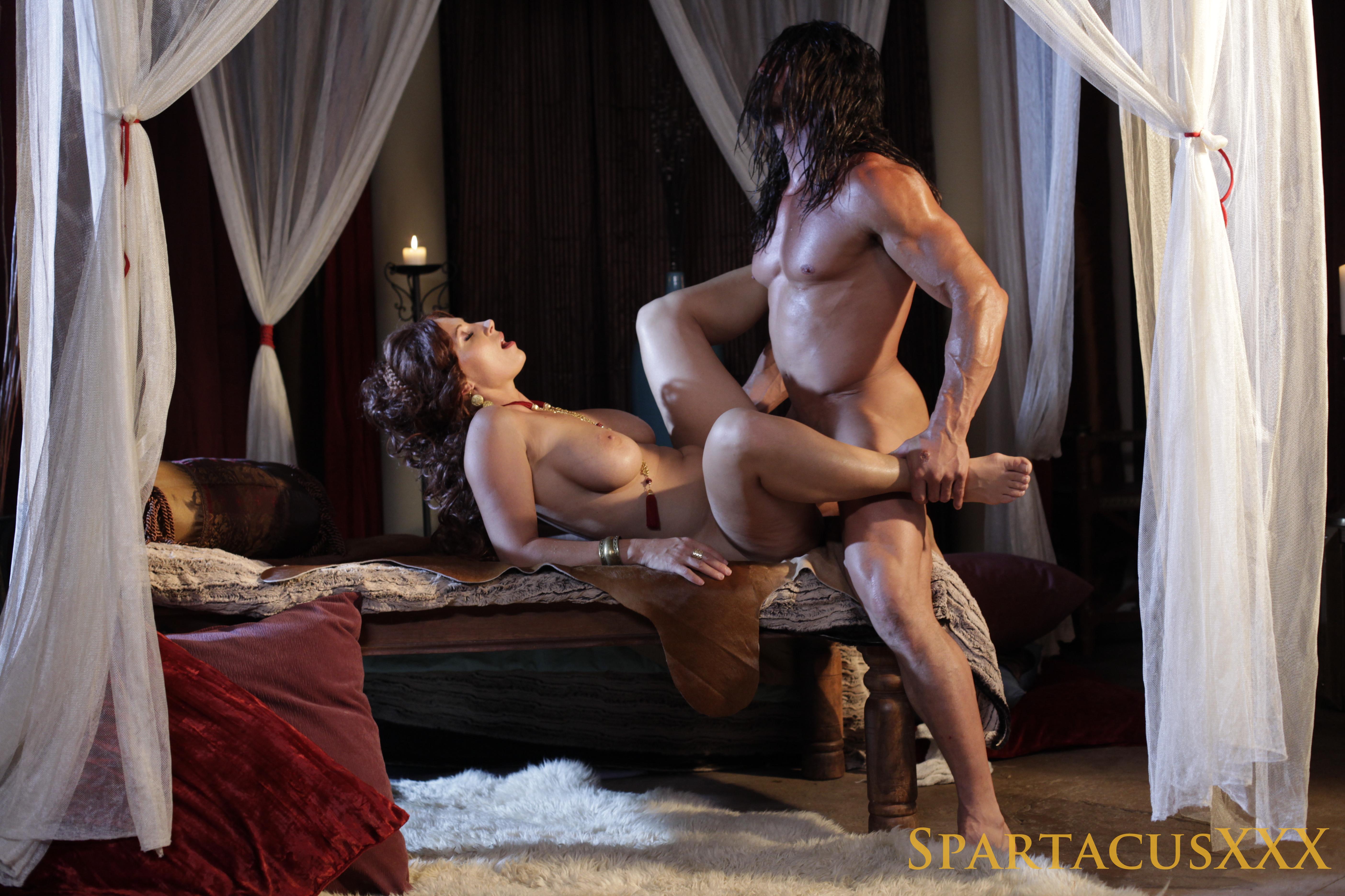 Итальянский порно-фильм спартанец