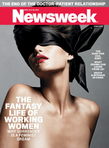 newsweek: fifty shades of zero editorial vision