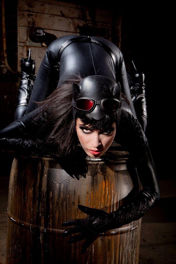 xxx cat woman