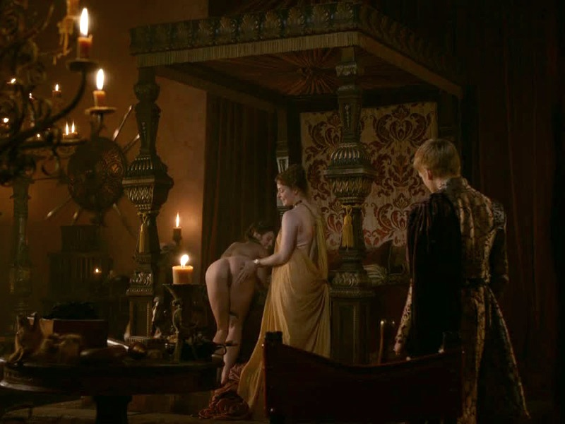 Game Thrones Lesbian Sex
