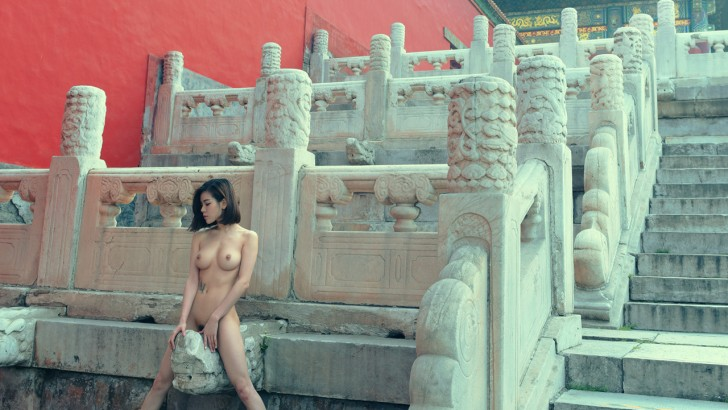 Forbidden City Palace Museum condemns art nude photographer WANIMAL