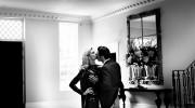 Anja Rubik and Nikolai Danielsen by Mario Testino