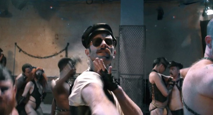 Fosse does Folsom in event's new trailer, Folsom Street