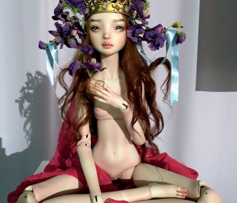 Revisiting Enchanted Doll, the work of Marina Bychkova