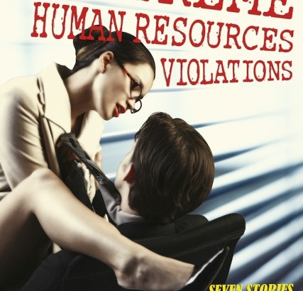 New book! Extreme HR Violations, tales of ridiculous office sex