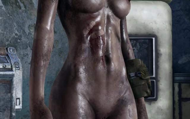 [Video] Fallout 4 nude mods, and okay, Skyrim too