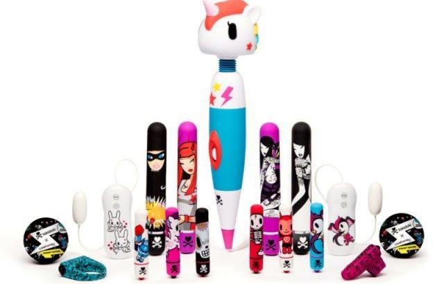 Cute new collection: tokidoki x Lovehoney sex toys, the kawaii way to play